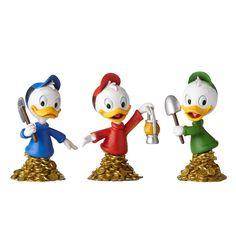 Grand Jester Studios Huey Dewey & Louie Duck Tales
