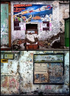 Peeling Posters by Nick_Fisher, via Flickr