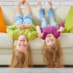 #Giochi per #bambini al chiuso: idee e consigli
