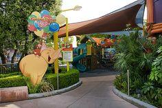 Curious George - Universal Studios-California