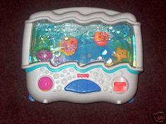 fp ocean wonders aquarium crib toy Fisher Price Toys, Vintage Fisher Price, Crib Toys, Little People, Aquarium, Ocean, Memories, Goldfish Bowl, Memoirs