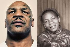 a bully dropped 7 year old Mike Tyson& glasses in a truck& gas tank and tried to steal his meatballs. Several years later, Tyson came back and & him in the streets like a fucking dog. Mike Tyson Children, Fighter Workout, Lebron James Basketball, Boxing Posters, Boxing History, Champions Of The World, Hip Hop Art, Unbelievable Facts, Young Thug
