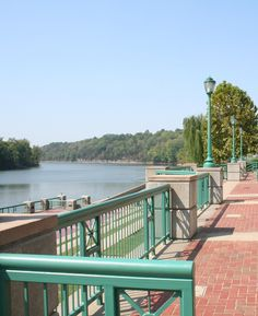 Clarksville, tn - our river walk, on the Cumberland River