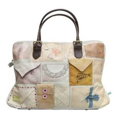 Disaster Designs Love Letters Weekend Overnight Large Bag   £53.49