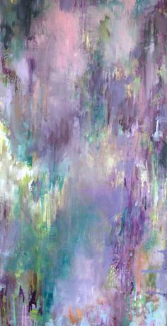 Wisteria Spring by annieflynn1 on Etsy