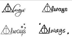 Always Harry Potter