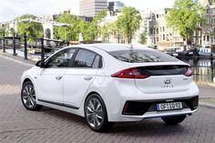 Hyundai IONIQ : l'hybride moins chère que la Toyota Prius