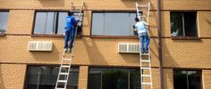 High Rises and Commercial Window Cleaning in Salt Lake City, Utah; Window Washing for Small Business, Residential, and Commercial Buildings