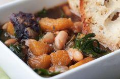 #Kale with White Beans - #Vegetarian recipe - #Wildtree