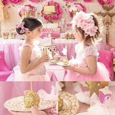 This gorgeous pink & gold shoot from our über talented friend, Lynda of @storybook_bliss , is beyond amazing! Be sure to check it out in this months issue of @partystylemagazine ! #kids #boutique #cake #cakes #cakeart #cakedesign #cakedesigner #dessert #edibleart #pink #valentinesday #yum #instayum #icing  #bakery #baking #decor #pretty #chic #elegant  #foodie #sugarart #sugar #sugarcraft #glitter  #pink #gold #kidfashion #photooftheday #tutus