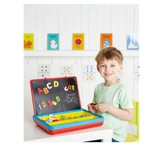 Buy Early Learning Centre Magnetic Chalk Board at Argos.co.uk - Your Online Shop for Arts, crafts and creative toys, Creative and science toys, Toys.