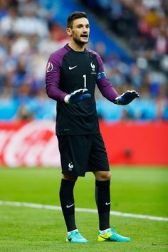 Uploaded by Camila Martins. Find images and videos about france, football and euro 2016 on We Heart It - the app to get lost in what you love. Uefa European Championship, European Championships, Goalkeeper, We Heart It, Soccer, Sporty, Football, France, Image