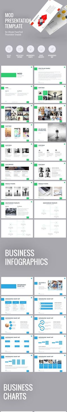 business, business presentation, clean, clean layouts, clean - program proposal template