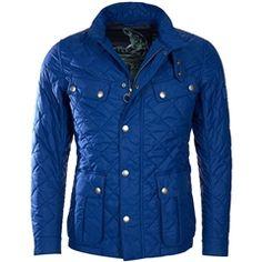 New for 2016 Barbour Ariel Quilted Jacket - Ink Blue Barbour Mens, Barbour International, Ink Blue, Heritage Brands, Quilted Jacket, Ariel, Fashion Forward, Suits, Denim