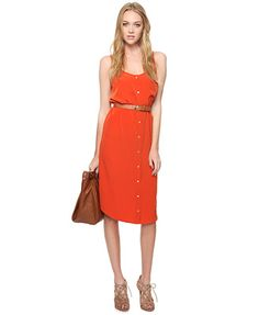 Orange will be a key color for me this Summer