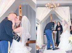 Down Town Club Philadelphia Jewish Wedding Ceremony | Adrienne Matz Photography