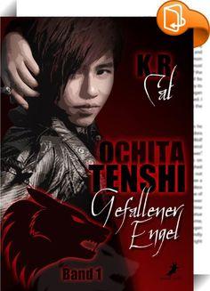 Ochita Tenshi - Gefallener Engel    :  Kuroi lebt seit dem Tod seiner Eltern auf der Straße, in der fragwürdigen Sicherheit einer Straßengang – den Wölfen, deren Anführer Akuma ist. Als sich Kuroi eines Tages auf eine Mutprobe einlässt, ahnt er nicht, was er mit nur einem Kuss lostritt. Hals über Kopf verliebt er sich dabei in Tenshi, einen jungen Nescarfahrer. Dummerweise bedeutet Tenshis Herkunft für Akumas gesamte Gang ein unkalkulierbares Risiko. Doch Kuroi und Tenshi kommen sich i...