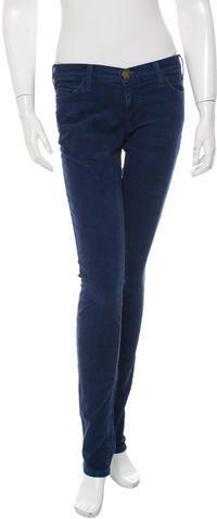 Current/Elliott Corduroy Skinny Pants Women Pants, Skinny Pants, Corduroy, Stylish, Jeans, Tops, Fashion, Trousers Women, Moda