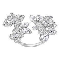 Swarovski Eden Open Ring - Size - 5221484, Women's
