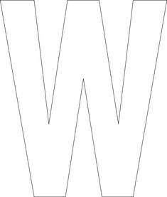 Free printable block letter stencils stencil letters m printable free printable lower case alphabet template w free printable lower case alphabet spiritdancerdesigns Image collections