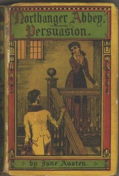 Yellow back version of Northanger Abbey