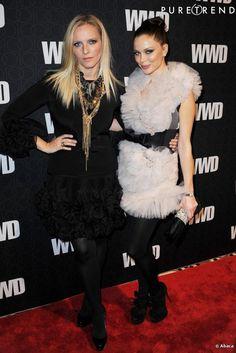Georgina Chapman et Keren Craig, le duo des créatrices de Marchesa.