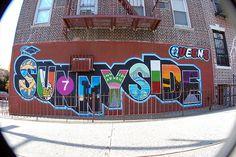 Sunnyside in Queens, NYC