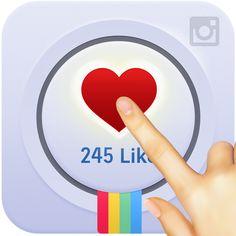 Instant likes for instagram