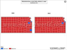 Pennsylvania Election Results Map 2008 Vs 2012 | Current events ...