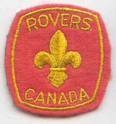 Vintage 1960s Rover Scout Beret Badge | eBay