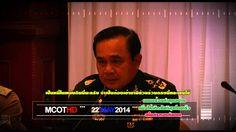 """รัฐประหาร 2557 """"Thailand's Military Crop 22 May 2014"""""""