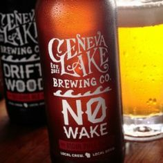 Geneva Lake Brewing Co. No Wake