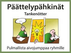 Päättelypähkinät – Pulmallista aivojumppaa ryhmätoimintaan – Tankenötter Daily Math, Happy Together, Brain Training, Brain Teasers, Classroom Activities, Team Building, Special Education, Mathematics, How To Get