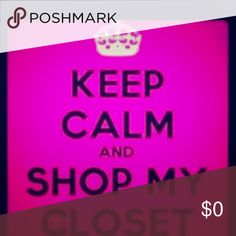 💕Check out my closet! 💕 🌺Bundle and hit that offer button! I can't say YES if you don't OFFER!😊😉🌺 Other