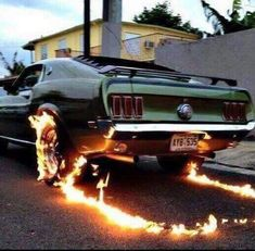 Mustang...Check out Facebook and Instagram: @metalroadstudio Very cool!