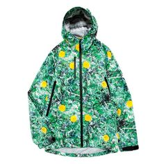 A.FOUR × THE STONE ROSES - ROSES DIAPLEX JACKET