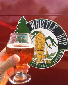 Whistle Hop Brewing Chimperial IPA