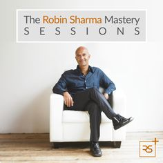 Check out this cool episode of Robin Sharma's Mastery sessions: https://itunes.apple.com/au/podcast/robin-sharma-mastery-sessions/id1068207118?mt=2&i=358981213