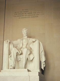 Loved our trips to Washington, DC.  The Lincoln Memorial is one of my favorite experiences there.