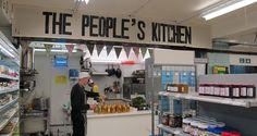 The People´s Kitchen - mjammi Food mit gutem Gewissen. Foto: Doris