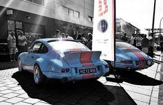 Porsche 911 @ Carstorage&Go