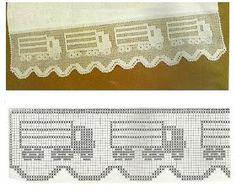 Kira crochet: Crocheted scheme no. 681