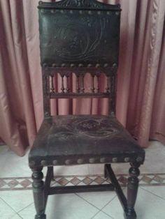 Juego De Comedor De Principios Del Siglo Xix $12,756.86 USD Argentina Muebles Antiguos