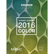 MAGIC Color Card Spring/Summer 2016