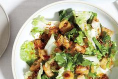 Wilted Escarole Salad