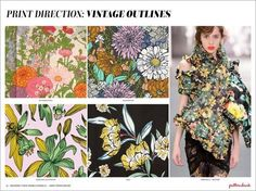 Première Vision Spring/Summer 2018 Print & Pattern Trend Report