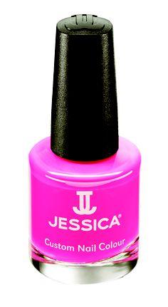 Jessica Pass the Pink-tini Kiss Beauty, Hair Beauty, Nail Bar, Nails Inspiration, Nail Colors, Perfume Bottles, Nail Polish, Boudoir, Sun Kissed