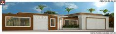 Planta de Casa - 4 Quartos - 180.02m² - Monte Sua Casa