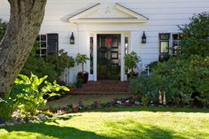 Adding #curbappeal to your #home will increase its #value and make it easier to sell!