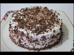 EN PRATİK Yaş Pasta Tarifi ღ - YouTube Tiramisu, Make It Yourself, Cake, Ethnic Recipes, Youtube, Desserts, Food, Pie Cake, Meal